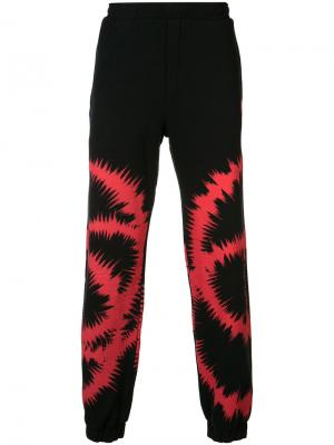 Placido Joggers Marcelo Burlon County Of Milan. Цвет: чёрный