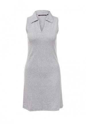 Платье Emoi. Цвет: серый