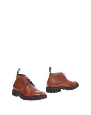 Полусапоги и высокие ботинки GIANFRANCO LATTANZI. Цвет: розовато-лиловый