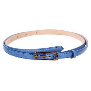 Ремень женский  Bellis Belt Box Blue Le Mont St Michel. Цвет: синий