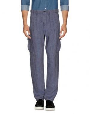 Повседневные брюки POLO JEANS COMPANY. Цвет: синий