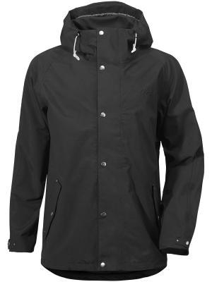 Куртка RAGNAR DIDRIKSONS. Цвет: черный