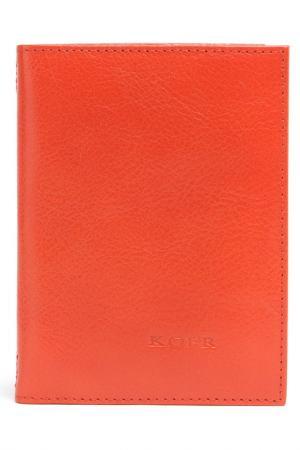 Обложка KOFR. Цвет: оранжевый