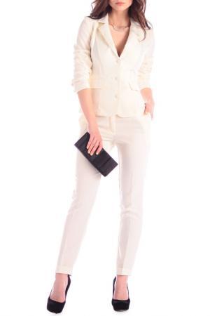 Комплект Laura Bettini. Цвет: молочный