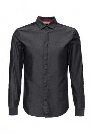 Рубашка Armani Exchange. Цвет: черный