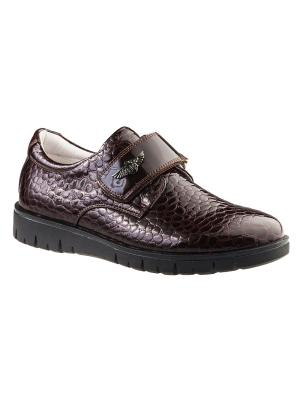 Ботинки BiKi. Цвет: бордовый