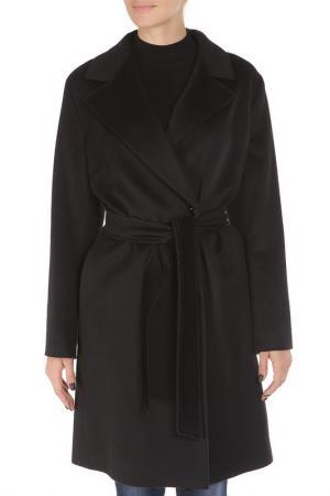 Пальто Cinzia Rocca. Цвет: черный