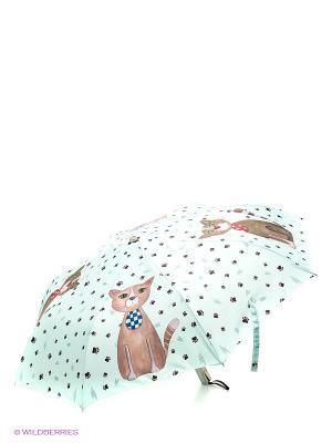 Зонт Stilla s.r.l.. Цвет: лазурный