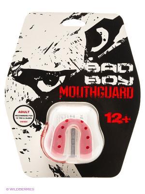 Капа Bad Boy Mouthguard Gel. Цвет: красный