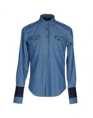 Джинсовая рубашка N° 21. Цвет: синий