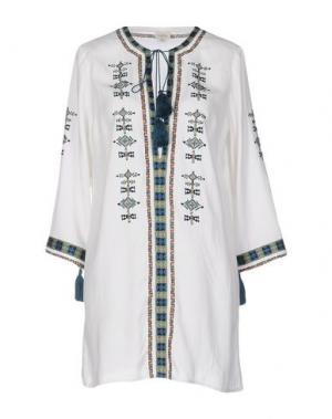 Блузка TALITHA. Цвет: слоновая кость