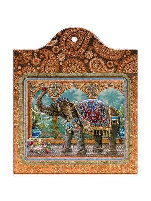 Керамическая подставка Gift'n'Home. Цвет: серый, бордовый, голубой, малиновый, оранжевый