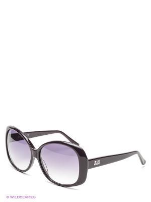 Солнцезащитные очки ML 518S 03 MOSCHINO. Цвет: бордовый