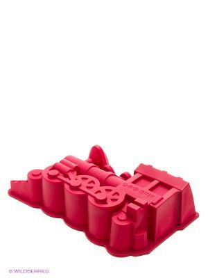 Форма  для выпечки Bekker. Цвет: красный