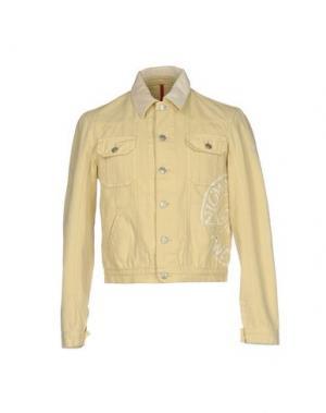 Куртка NICWAVE. Цвет: бежевый
