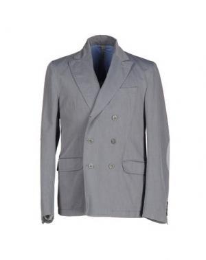 Пиджак J.W. TABACCHI. Цвет: темно-синий