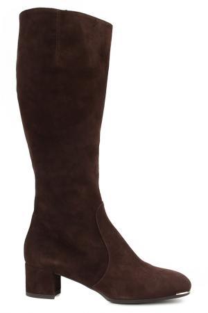 Сапоги Donna Serena. Цвет: коричневый
