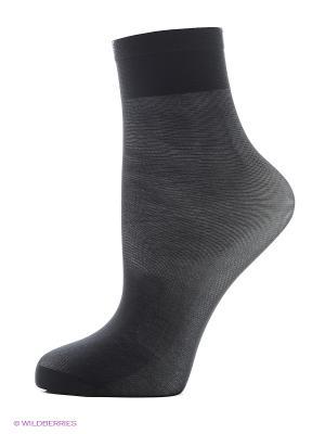 Носки Conte TENSION SOFT 40  комплект 3 пары Elegant. Цвет: черный