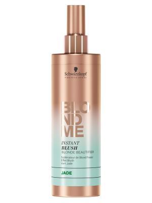 BlondMe Instant Blush Оттеночный спрей для волос Нефрит, 250 мл Schwarzkopf Professional. Цвет: фиолетовый