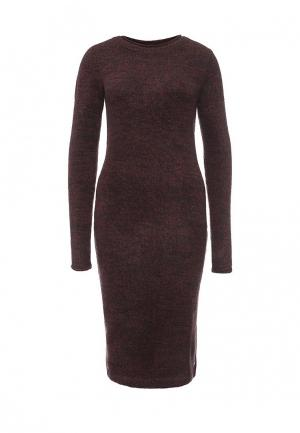 Платье Bench. Цвет: коричневый