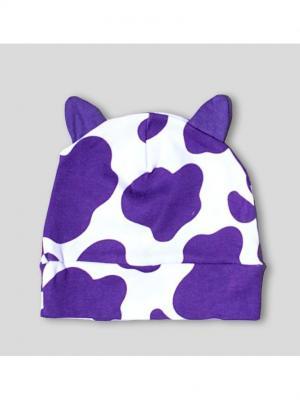 Чепчик Extreme Intimo. Цвет: фиолетовый