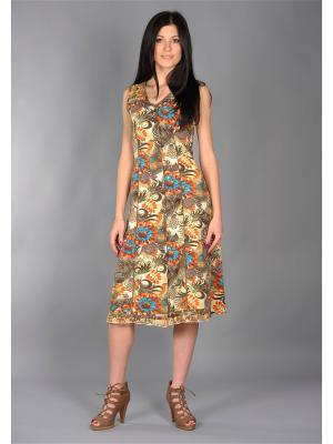 Платье-халат Тефия