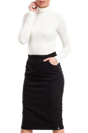 Skirt BeWear. Цвет: black