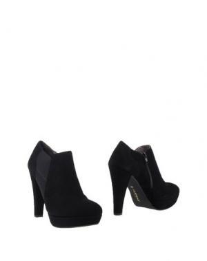 Ботинки CARMENS. Цвет: черный