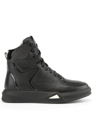 Ботинки NURIA. Цвет: черный