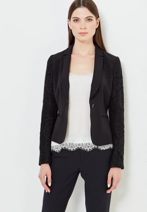 Пиджак Liu Jo Jeans. Цвет: черный
