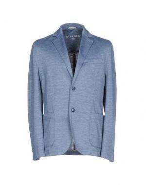 Пиджак CIRCOLO 1901. Цвет: пастельно-синий