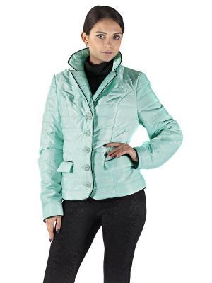 Куртка Sonett. Цвет: светло-зеленый