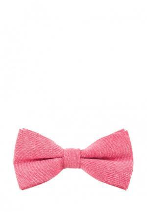 Бабочка Churchill accessories. Цвет: розовый