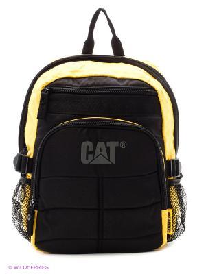 Рюкзак Caterpillar. Цвет: антрацитовый, бронзовый, кремовый