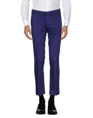 Повседневные брюки HAVANA & CO.. Цвет: синий