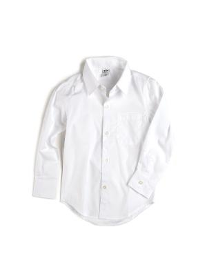 Рубашка Appaman. Цвет: белый