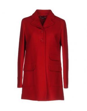 Пальто BIANCOGHIACCIO. Цвет: красный