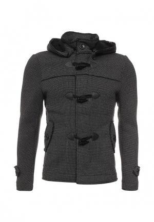 Куртка Justboy. Цвет: серый