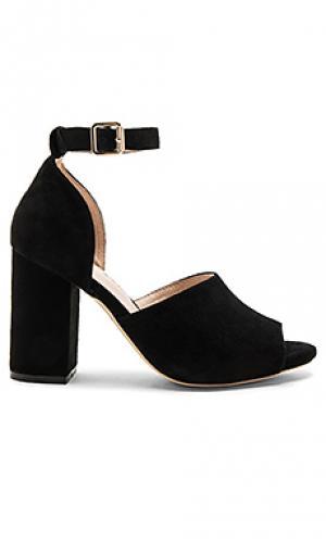 Обувь на каблуке london RAYE. Цвет: черный