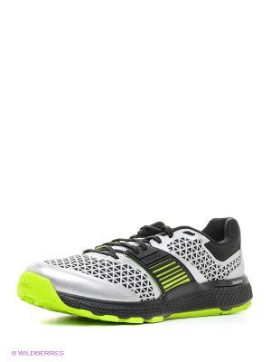 Кроссовки Crazytrain Bounce Adidas. Цвет: черный