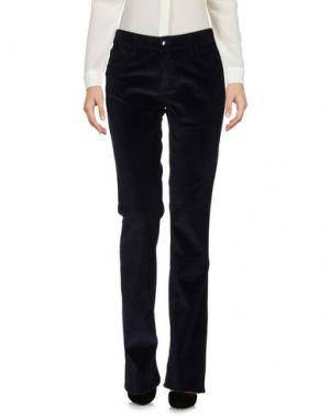 Повседневные брюки THE SEAFARER. Цвет: темно-синий