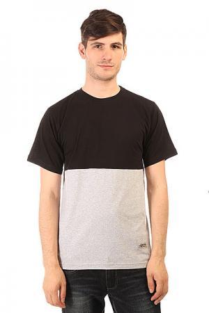 Футболка  294 Black/Grey Anteater. Цвет: черный,серый