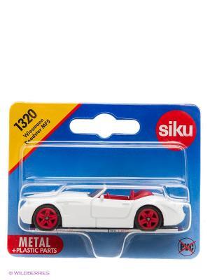 Машинка SIKU. Цвет: белый
