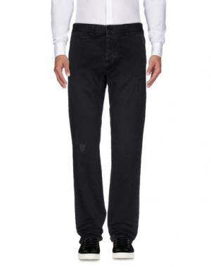 Повседневные брюки AT.P.CO. Цвет: черный