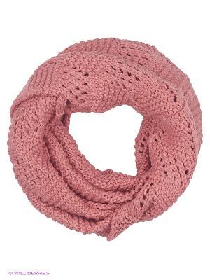 Снуд Vittorio Richi. Цвет: розовый
