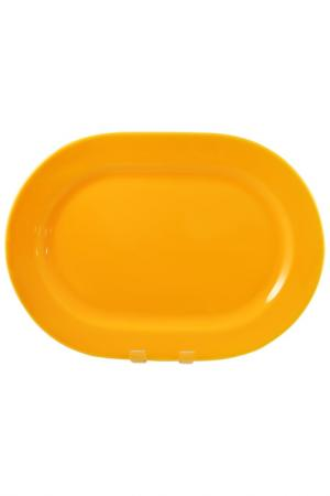 Блюдо Waechtersbacher. Цвет: желтый