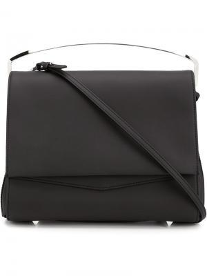 Большая сумка на плечо Eddie Borgo. Цвет: чёрный