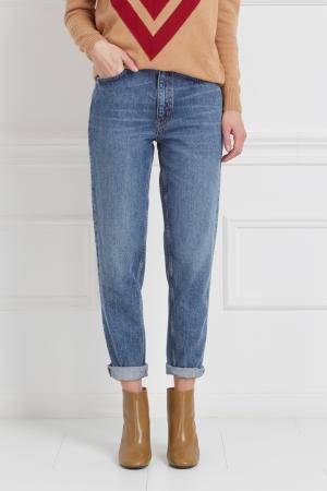 Джинсы Linda MiH jeans. Цвет: голубой