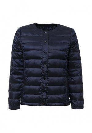 Куртка утепленная Bestia. Цвет: синий