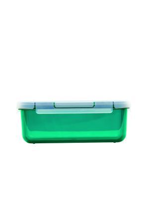 Контейнеры из полимеров Valira. Цвет: бирюзовый